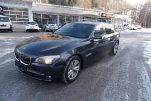 BMW 740d xDrive Österreich-Paket Aut. bei Johann Schiestl GmbH in Ihr kompetenter Partner rund um's KFZ