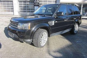Land Rover Range Rover Sport 3,0 TdV6 HSE DPF bei Johann Schiestl GmbH in Ihr kompetenter Partner rund um's KFZ