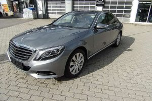 Mercedes-Benz S 350 BlueTEC 4Matic Aut.  Head Up Display ,Panoramadach bei Johann Schiestl GmbH in Ihr kompetenter Partner rund um's KFZ