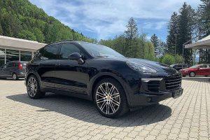 Porsche Cayenne II S 3,6 Aut. bei Johann Schiestl GmbH in Ihr kompetenter Partner rund um's KFZ