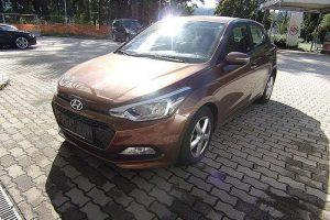 Hyundai i20 1,25 Limited Plus bei Johann Schiestl GmbH in Ihr kompetenter Partner rund um's KFZ