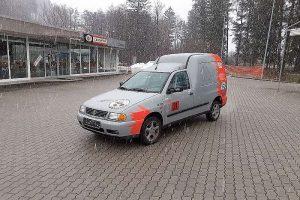 VW Caddy Kasten TDI bei Johann Schiestl GmbH in Ihr kompetenter Partner rund um's KFZ